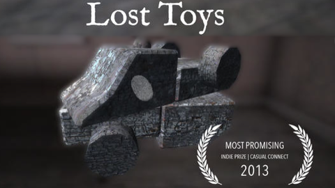 Lost Toys Puzzle Game Press Release