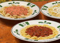 "Humor / Satire writing— ""Olive Garden's Never Ending Pasta Bowl"""