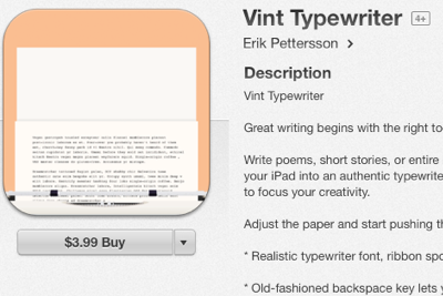 App Description Copywriting